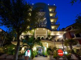 Hotel Atlantic Riviera Mare, hotell i Misano Adriatico