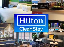 Hampton By Hilton Antwerp Central Station, отель в Антверпене