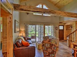 Rapid City Cabin 12 Miles to Mount Rushmore!, vacation rental in Rapid City