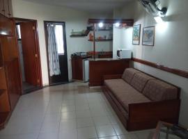flat recanto das águas quentes, apartment in Rio Quente