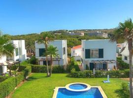 HOMEnFUN Menorca Punta Grossa, cabin in Es Mercadal