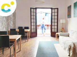 Casa Canaria Beautiful Home in Las Canteras, guest house in Las Palmas de Gran Canaria
