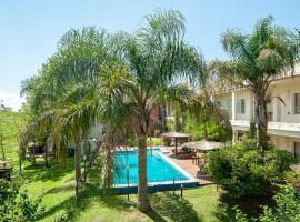 Hotel y Spa Termas del Este, hotel in Federación