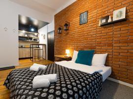 Apartamenty Prosta 12/14, apartment in Toruń