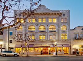 The Monterey Hotel, hotel em Monterey