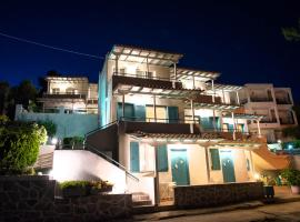 Theodora Rooms, pet-friendly hotel in Poros
