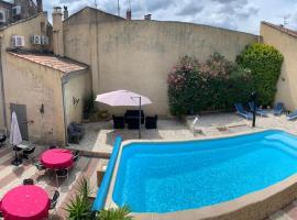 La Bastide d'Entraigues, hotel near Grand Avignon Golf Course, Entraigues-sur-la-Sorgue