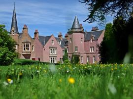 Bunchrew House Hotel, country house in Inverness