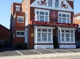 Norwyn Court Holiday Apartments, apartment in Blackpool