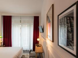 Hotel Trueba: San Sebastián'da bir otel