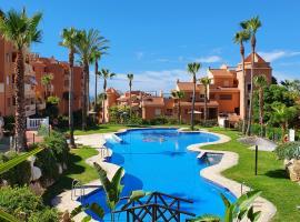 Reserva Seaviews Penthouse, hotell i Marbella