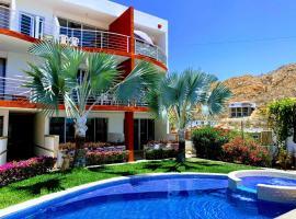 Cabo Paraiso Condos and Studios, hotel en Cabo San Lucas