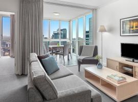 Oaks Brisbane Festival Suites, hotel in Brisbane