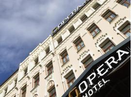 Opera Hotel, hotel near Vermanes Garden, Riga