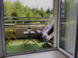 Logement reposant, sécurisé et climatisé, hotel near Garden Golf Avignon Golf Course, Avignon