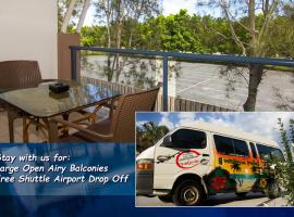 Novena Palms Motel, hotel near Brisbane Airport - BNE,