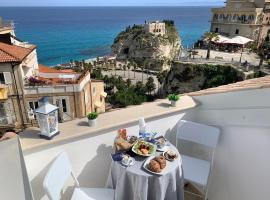 B&B Island Vista mare, bed & breakfast a Tropea