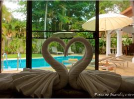 Villa Paradise Island, villa in Rawai Beach