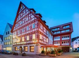 Hotel-Restaurant Ochsen, hotel in Blaubeuren