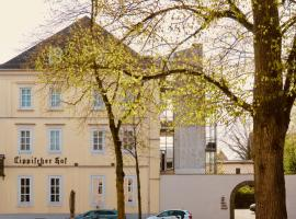 Hotel Lippischer Hof, hotel in Detmold