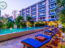 Sakulchai Place, hotel in Chiang Mai
