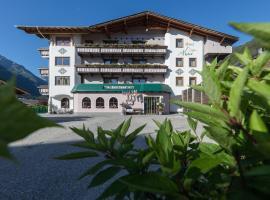 Hotel Alphof 3 Sterne Superior, hotel in Fulpmes