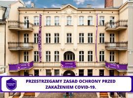 Blooms Inn & Apartments, pet-friendly hotel in Poznań