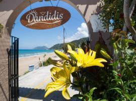 Dandidis Seaside Pension, pet-friendly hotel in Agios Gordios