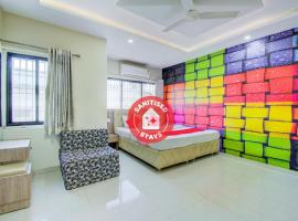 OYO 8997 Angeethi Hotel, hotel in Aurangabad
