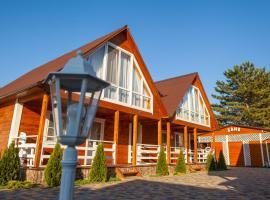 БухтаБарахта, holiday home in Anapa