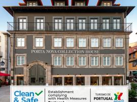 Porta Nova Collection House, quarto em acomodação popular em Braga