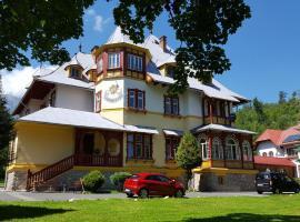 Penzión Jesenský, hotel in Vysoké Tatry - Tatranská Lomnica