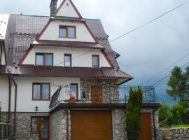 Hawrań Bukowina, homestay in Bukowina Tatrzańska