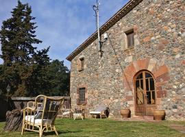 Masia Can Bachs, hotel near Natural Park of Montseny, Sant Pere de Vilamajor