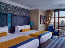 Leonardo Royal London City - Tower Hill, hotel with jacuzzis in London