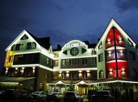 Готельний Комплекс Глобус, готель у Тернополі