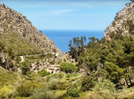 Finca Ses Fontanelles, hostal o pensión en Andratx