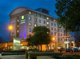 Holiday Inn Express London - Wandsworth, an IHG Hotel, hotel in London