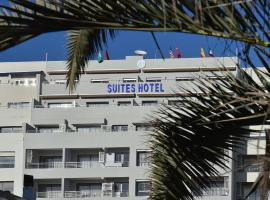 Le Yacht Suites Hotel, hotell i Casablanca