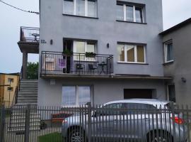 Pokoje gościnne Renusz Wacław, homestay in Władysławowo