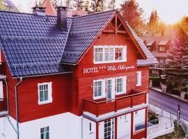 Hotel Willa Odkrywców, hotel near Dinopark, Szklarska Poręba