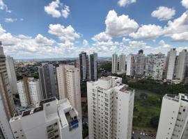 Flat todo Mobiliado com vista para o Parque Flamboyant, self catering accommodation in Goiânia