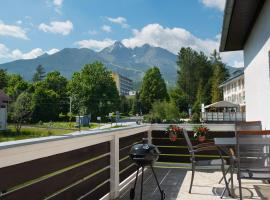 Vila Mala Marta, dovolenkový dom v Tatranskej Lomnici
