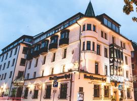 PLAZA Hotel Buchhorner Hof, Hotel in Friedrichshafen