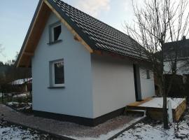 Domek Bobrowe Zacisze w Górach Sokolich, hotel in Karpacz