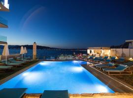 Aianteion Bay Luxury Hotel & Suites, отель в городе Aiándion