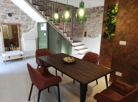Apartman Pisino**** 70m2, 2+2, hotel near Pazin Castle, Pazin