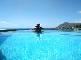 Villa Aléa, hotel with pools in Plakias