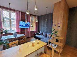 Apartament Słoneczny na Placu Wejhera, apartment in Wejherowo