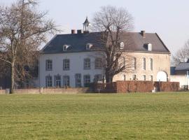 Buitenplaats Bemelen, hotel near American Cemetery Margraten, Bemelen